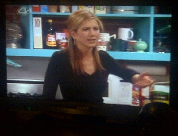 Friends repeats on E4, Jennifer Aniston